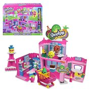 Shopkins Kinstructions Shopville Town Center Playset