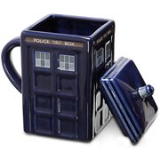 Doctor Who TARDIS 16 oz. Mug