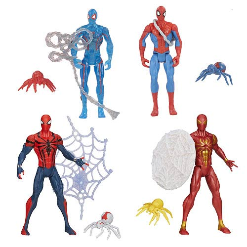 Ultimate Spider-Man All-Stars  Action Figures Wave 2 Case