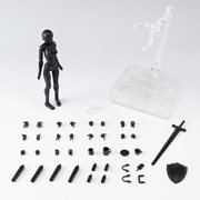 Female Body Black S.H.Figuarts Action Figure