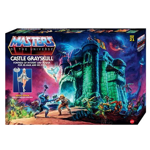 Masters of the Universe Grayskull Playset