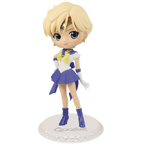 Sailor Moon Eternal Super Sailor Uranus Ver. B Q Posket Statue