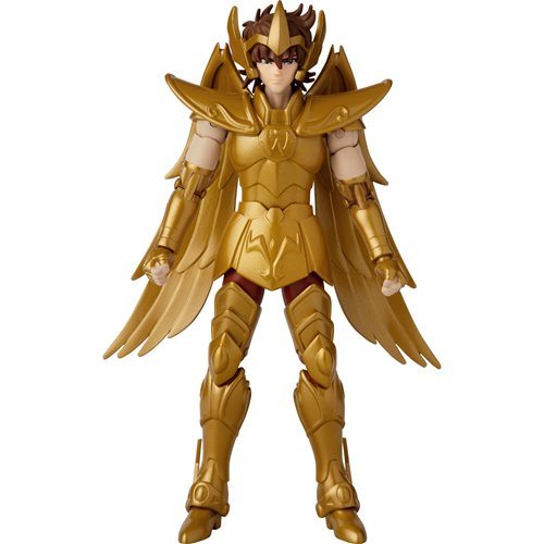 Knights of the Zodiac Anime Heroes Wave 1 Sagittarius Aiolos Action Figure