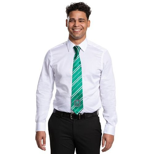 Harry Potter Slytherin Tie Roleplay Accessory