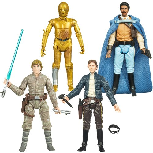 Star Wars The Vintage Collection The Rise of Skywalker Action Figures Wave 4 Set