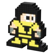 Pixel Pals Mortal Kombat Scorpion Collectible Lighted Figure