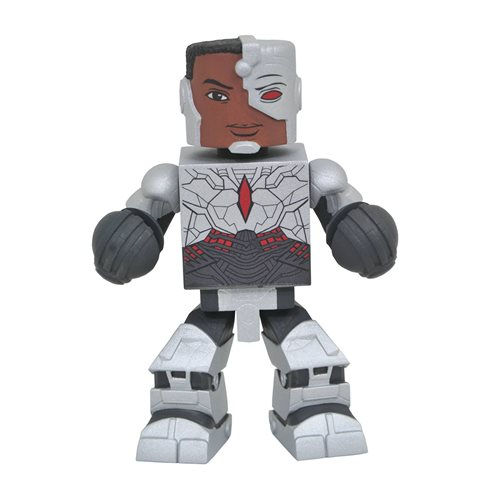 Justice League Movie Cyborg Vinimate