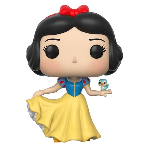 Snow White and the Seven Dwarfs Snow White Pop! Vinyl Figure #339