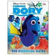 Disney Pixar Finding Dory The Essential Guide Hardcover Book