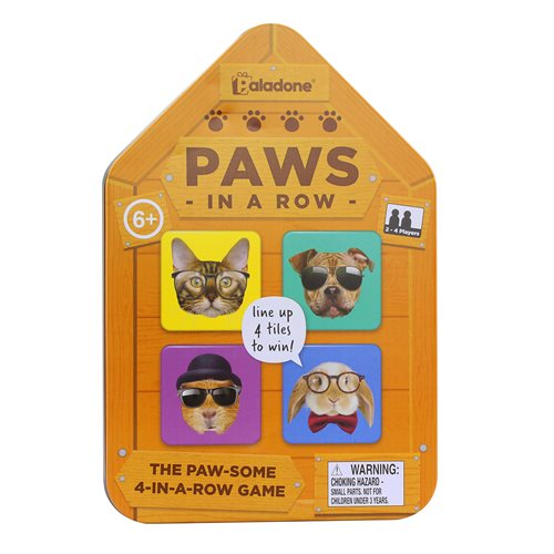 Paws in a Row Game