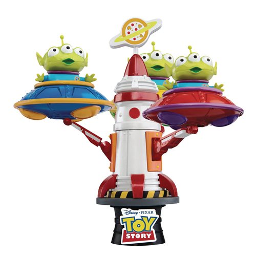 Toy Story Alien Spin DS-052DX 6-Inch Statue