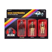 Alien 3 3/4-inch ReAction Figures Pack C