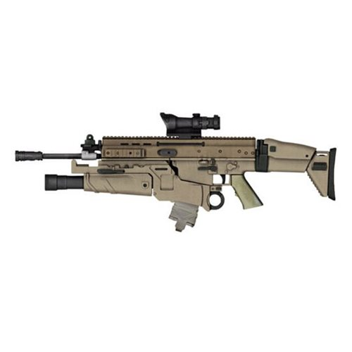 Special Ops Collection FN SCAR 1:6 Scale Weapon Accessory