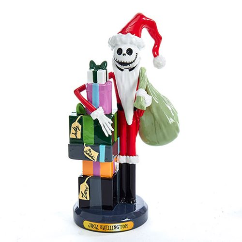Nightmare Before Christmas Jack Skellington 6-Inch Nutcracker
