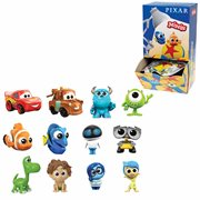 Disney-Pixar Sidekicks Minis Mini-Figure Random 3-Pack