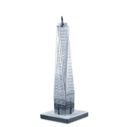 One World Trade Center Metal Earth Model Kit