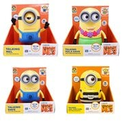 Despicable Me 3 Talking Action Figure Case