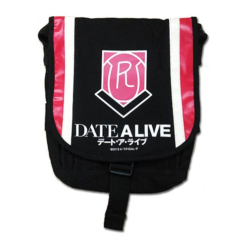 Date A Live School Logo Messenger Bag