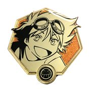 Cowboy Bebop Golden Edward Enamel Pin