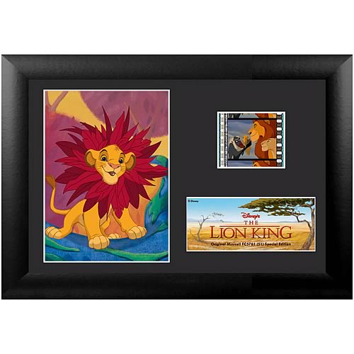 Lion King Series 1 Special Edition Mini Cell