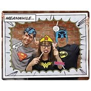 DC Comics Photo Booth, Not Mint
