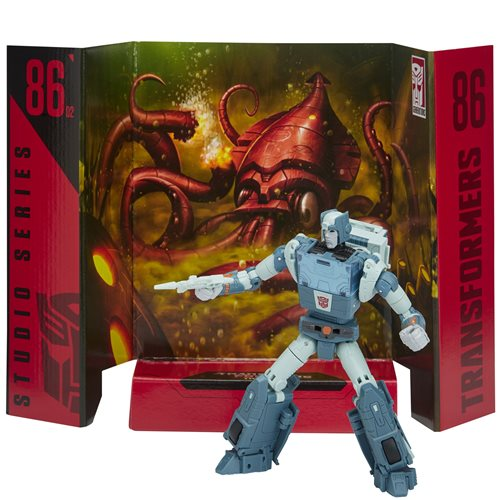 Transformers Studio Series Premier Deluxe Wave 11 Case