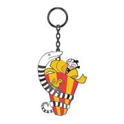 Nightmare Before Christmas Scary Present Enamel Key Chain
