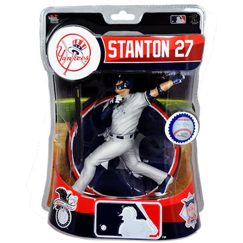 MLB New York Yankees Giancarlo Stanton 6-Inch Action Figure