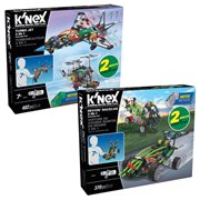 K'NEX Vehicle Building Sets 2-Pack