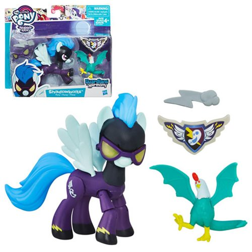 My Little Pony Guardians of Harmony Shadowbolts Action Figure