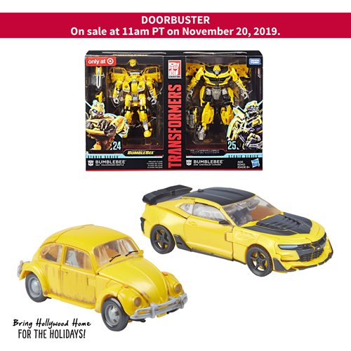 Doorbuster - Transformers Studio Series Deluxe Class 2-Pack