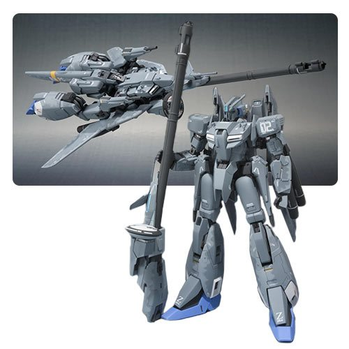 Gundam Sentinel Zeta Plus C1 Metal Robot Spirits Action Figure