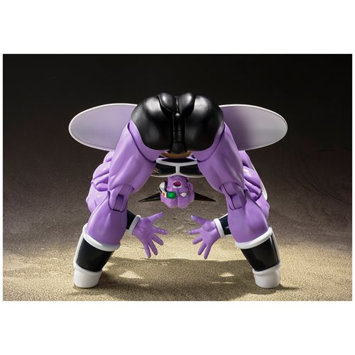 Dragon Ball Captain Ginyu SH Figuarts Action Figure