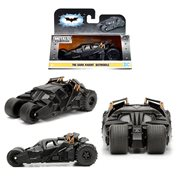 Batman The Dark Knight 1:32 Scale Metals Batmobile Vehicle