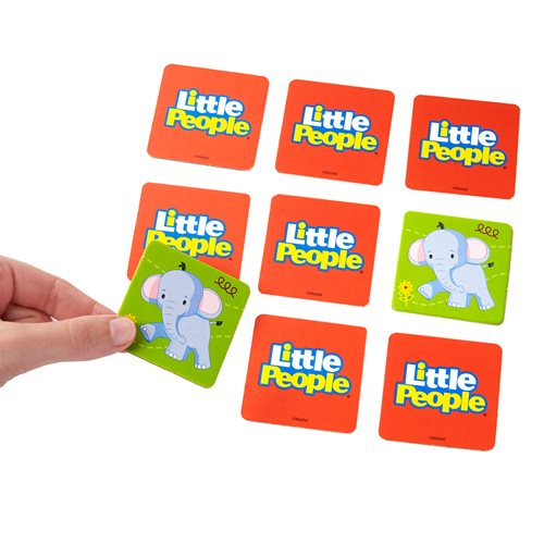 Fisher-Price Make-a-Match Little People Game