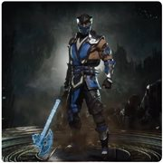 Mortal Kombat Series 1 Sub-Zero 7-Inch Action Figure