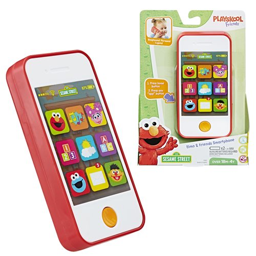 Sesame Street Playskool Friends Elmo & Friends Smartphone