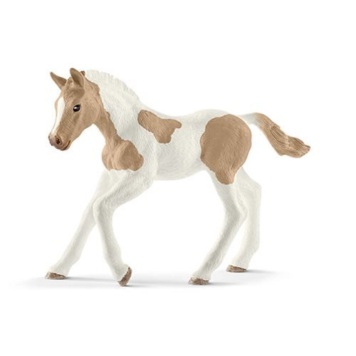 Horse Club Paint Horse Foal Collectible Figure