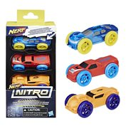 Nerf Nitro Foam Car 3-Pack 2