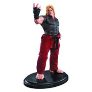 Street Fighter 5 Ken Masters 1:4 Scale Statue