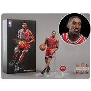 NBA Collection Scottie Pippen Motion Masterpiece 1:9 Scale Action Figure