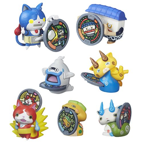 Yo-Kai Watch Series 1 Medal Moments Wave 2 Case