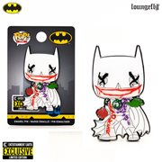 Batman Jokers Wild Batman Pop! Pin - Entertainment Earth Exclusive