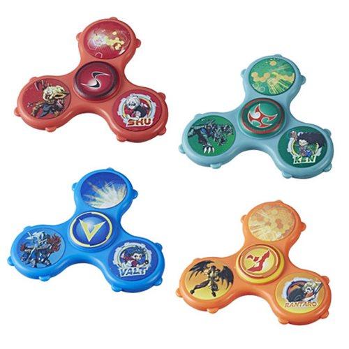 Beyblade fidget its spinners wave 1 set entertainment earth beyblade fidget its spinners wave 1 set voltagebd Images