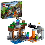 LEGO 21166 Minecraft The Abandoned Mine