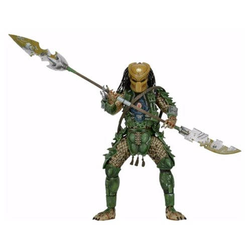 Predator Series 18 Broken Tusk Predator Action Figure