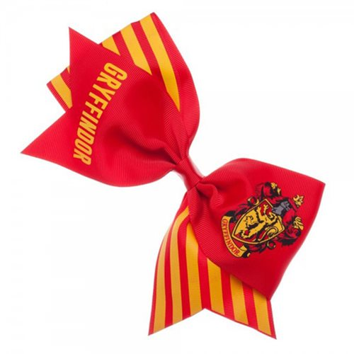Harry Potter Gryffindor Cheer Hair Bow