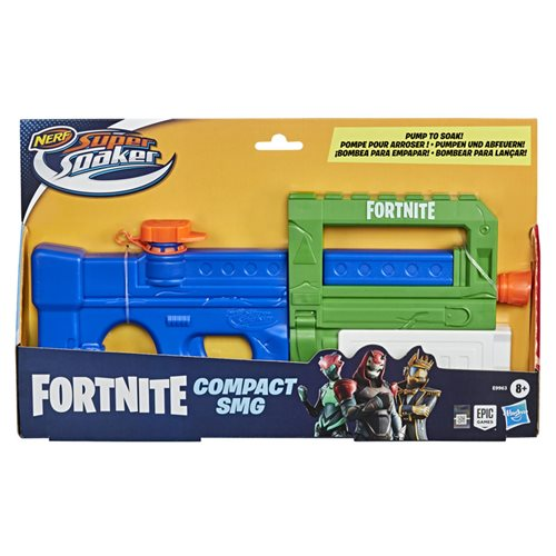 Fortnite Compact SMG Super Soaker Water Blaster
