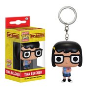 Bob's Burgers Tina Pocket Pop! Vinyl Figure Key Chain