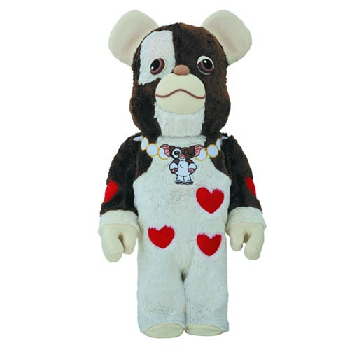 Gremlins Gizmo Muviel Version 4000% Bearbrick Figure